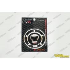 Dán Nắp Bình Xăng Carbon GTR Honda (chính hãng)